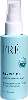 FRÉ Skincare Revive Me Deep Replenishing Serum - Regenerates Collagen, Reduces Wrinkles and Fights Photo-Aging, 2 oz
