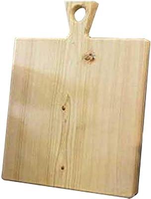 カッティングボード 木製ひのき ルーター加工 ピザピール型まな板 26×2×33cm ピザサービングボード ピザプレート ピザトレー 北欧 無塗装白木 受注製作