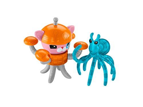 El Octonauts - Establecer la Figura de Prof. Tintling Inkling y Pulpo Mimo - The Octonauts