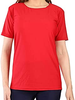 LORKE® Womens Swimwear T-Shirt