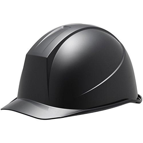 ミドリ安全 ヘルメット SC11B RA α ブラック