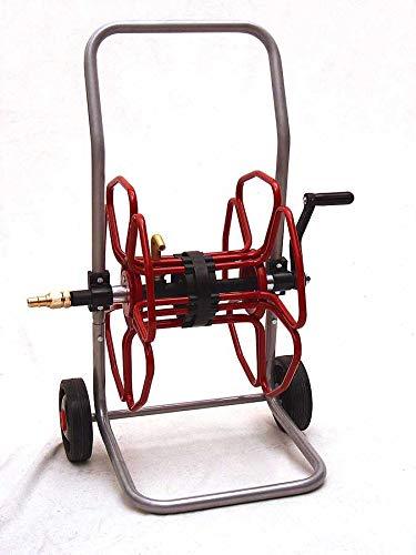 Carrito con ruedas de goma maciza 175 x 40 cm 18001 CPE capacidad de carga 150 kg