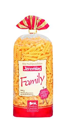 Jeremias Jerelli, Family Frischei-Nudeln, 4er Pack (4 x 500 g Beutel)