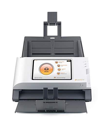 Plustek eScan A280 Essential Netzwerkscanner (ADF, Stand Alone, WLan, LAN, USB)