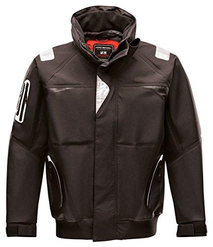 Marinepool Herren Segeljacke Speed II, Black, L