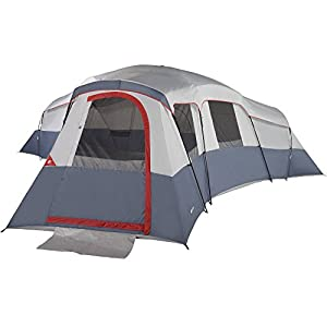 20 Person Cabin Tent Fits 6 Queen Airbeds