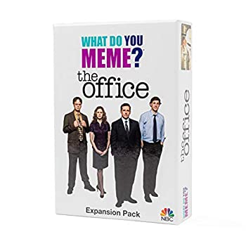 The Office Expansion Pack by What Do You Meme? - Designed to be Added to What Do You Meme? Core Game