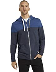 TOM TAILOR heren sweater Colorblock Zip