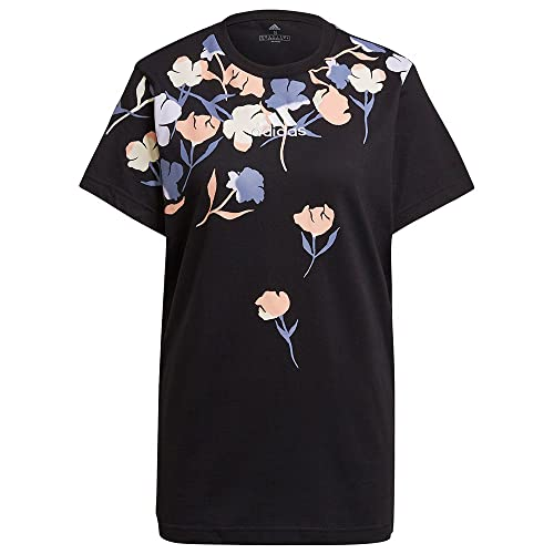 adidas Camiseta Marca Modelo Floral BF T