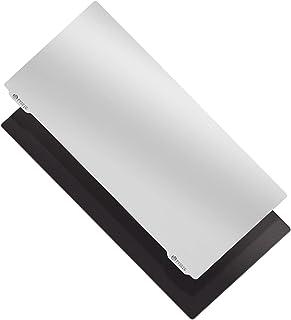 figatia Placa de aço flexível fotopolimerizável LCD/SLA com base flexível Adesivo magnético 3D Peças de atualização para i...