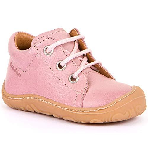 Froddo G213 G2130191 Mädchen Lauflernschuhe, rosa (pink), Gr. 21