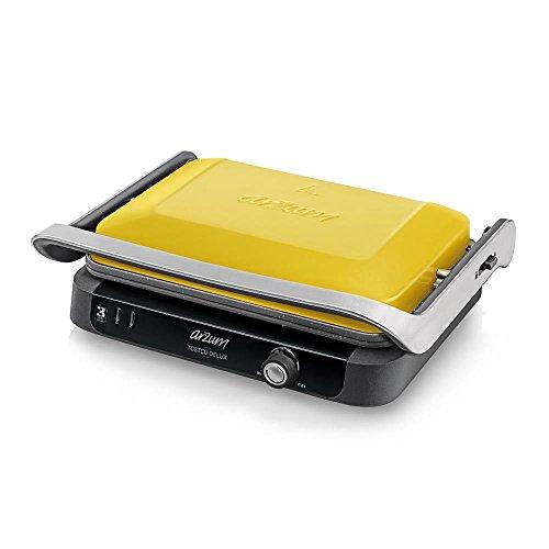 Arzum Tostcu Delux Kontaktgrill und Sandwich Toaster