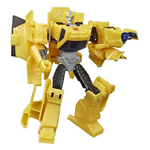 Figura Transformers Cyberverse Warrior Bumblebee - E7084 - Hasbro