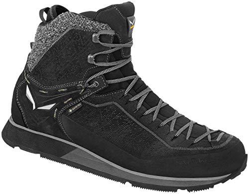 Salewa Herren MTN Trainer 2 Winter GTX Schuhe, Black-Black, UK 8