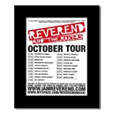 Music Ad World Reverend and The Makers - UK Tour 2007 Mini Poster - 31.8x28cm