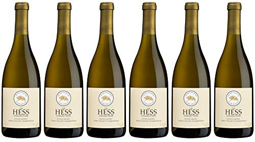 6x Hess Collection Napa Valley Chardonnay 2018 2018 - Weingut Hess Collection, California - Weißwein