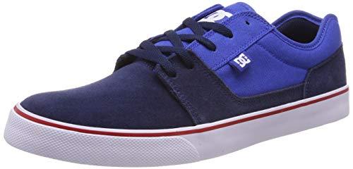 DC Shoes Herren Tonik Skateboardschuhe, Blau (Navy/royal NR6), 43 EU