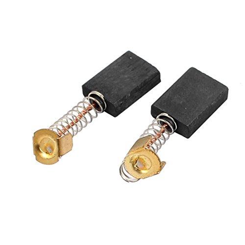 Aexit Paar 17x12x5mm Kohlebürsten-Elektrowerkzeug für elektrische Bohrhammer-Motor (f2d79976595ae9edcb21f18442aeb457)