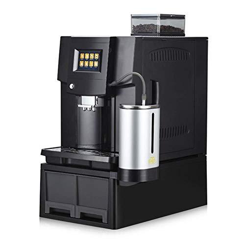 41YtZAL3PIL. SS500  - Qinmo Iced coffee maker,Coffee Machine, Steam Pump Coffee Machine Espresso Machine Touch Screen Milk Frother1250 Watts…