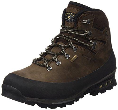 Boreal Zanskar - Zapatos de montaña unisex, Marrón, 40 3/4