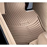 Genuine OEM BMW All Weather Rubber Floor Mats Front Mats: BEIGE, Set of 2 - (325i Sports Wagon 2005/ 3 Series Coupes 2005-2006/ 330i Sedan 2005/ M3 Coupe 2005-2006)