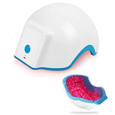 Hair Growth Helmet Device Hair Loss Prevent Promote Hair Regrowth Cap Massage Equipment