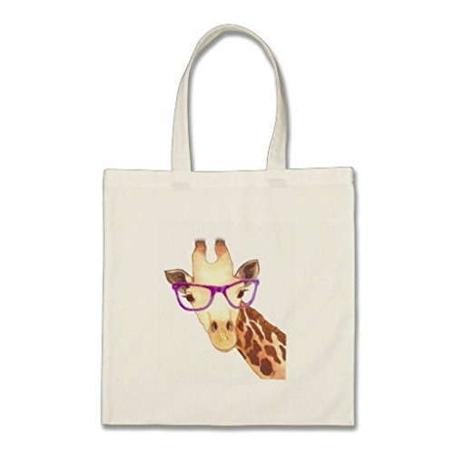Hipster Giraffe Therapist Bag