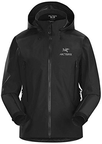 Arc'teryx Beta AR Jacket Men's (Black, Medium)