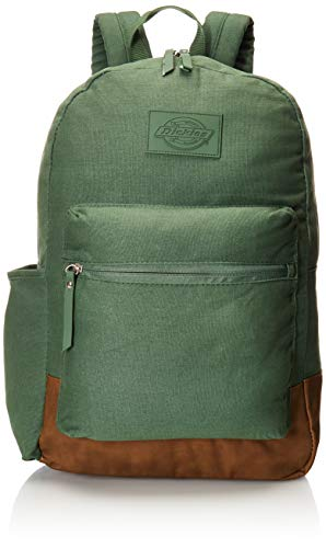 Dickies Colton Canvas Bag, Forest Green, One Size