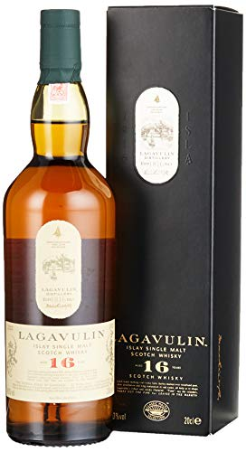 Lagavulin 16 JahreSingle Malt Whisky (1 x 0.2 l)