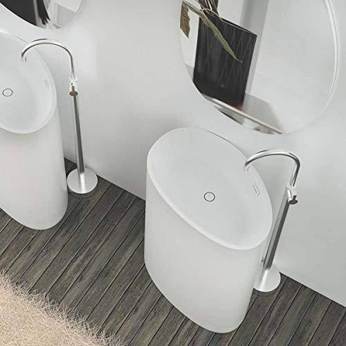 kzoao Colonne de sortie de bain à laver III + Miroir