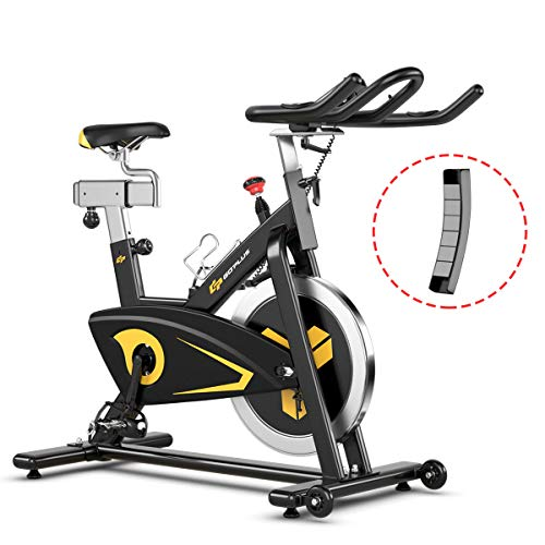 Goplus Magnetic Exercise Bike