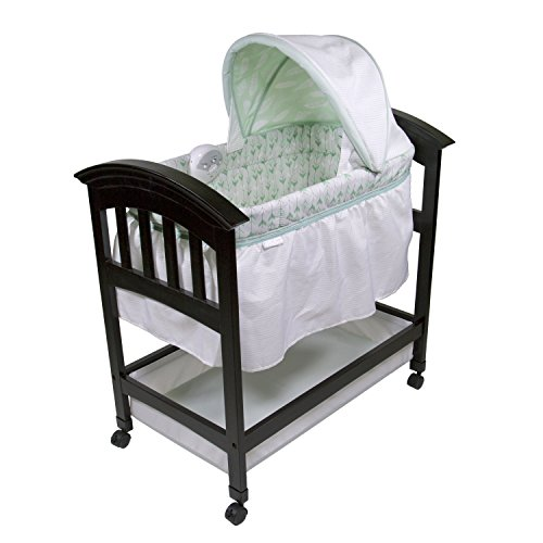 Summer Classic Comfort Wood On Point Bassinet
