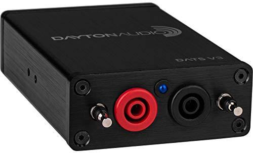 Dayton Audio DATS V3 Computerbasierte Lautsprecher und Audio-Komponenten-Testsystem