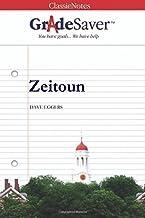 GradeSaver (TM) ClassicNotes: Zeitoun