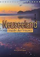 Neuseeland, Inseln der Traeume (Tischkalender 2022 DIN A5 hoch): Eine Bilderreise zu den Trauminseln Neuseelands (Monatskalender, 14 Seiten )