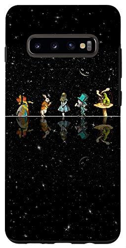 Galaxy S10+ Wonderland Starry Night - Alice In Wonderland Case