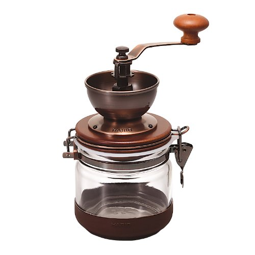 Hario Coffee Mill Canister CCMHC-4C (Japan Import)