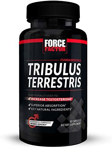 Tribulus Terrestris for Men Testosterone Booster and Male Vitality Supplement Tribulus Extract product image