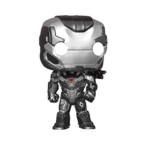 Funko - Pop! Bobble: Avengers Endgame - War Machine Figura Coleccionable, Multicolor (36673)