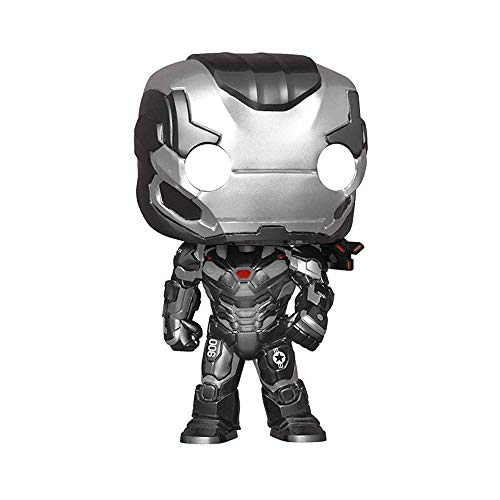 Funko- Pop Bobble: Avengers Endgame: War Machine Collectible Figure, Multicolor (36673)