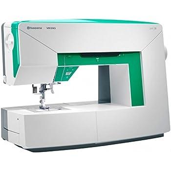 Husqvarna Viking Jade 20 Máquina de coser: Amazon.es: Hogar