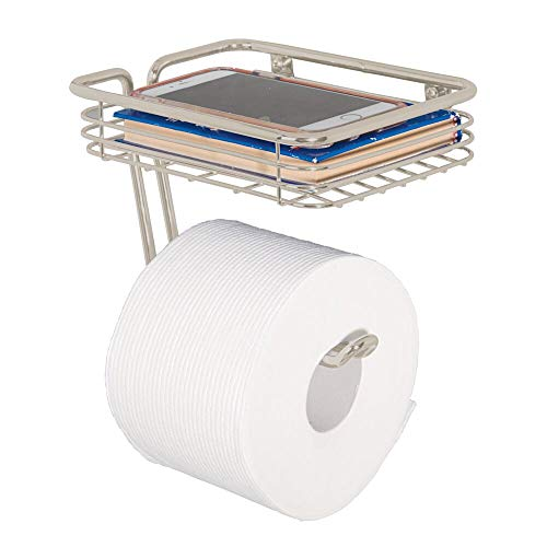 Top 10 best selling list for toilet tissue paper holder and multi-purpose shelf