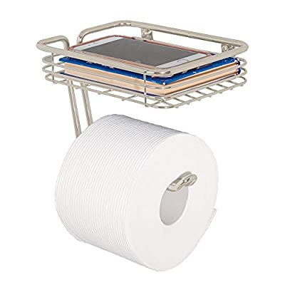toilet paper holder with shelf, End of 'Related searches' list