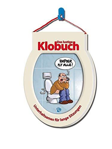Trötsch Das lustige Klobuch Toilettenpapier Klopapier: Unterhaltsames für lange Sitzungen (Geschenkbücher)