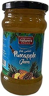 Natures Choice Pineapple Jam - 370Gm