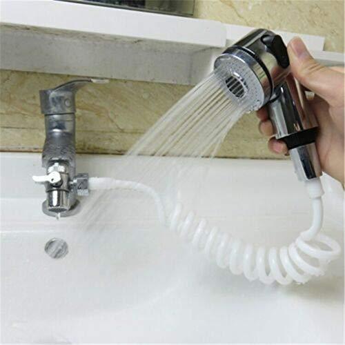 Hand dusche, Handbrause Quick Connect Waschbecken Schlauch Spray Set Zum Waschen der Haare, Haustierbad, Badezimmerprodukte