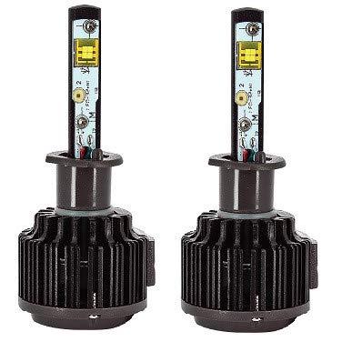 HABILL-AUTO Kit de Conversion LED Pro CANBUS H1 6000k 12/24V