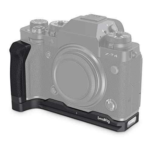 SMALLRIG L Empuñadura de Mano con Placa de Liberación Rápida de Aluminio para Fujifilm X-T4 - LCF2813
