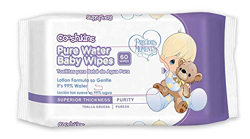 Kirkland Signature Baby Wipes, 100 Count (Pack of 9)